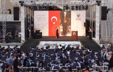 2013-2014 Akademik Yılı Mezuniyet Töreni