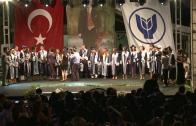 2014-2015 AKADEMİK YILI MEZUNİYET TÖRENİ – 1. GÜN